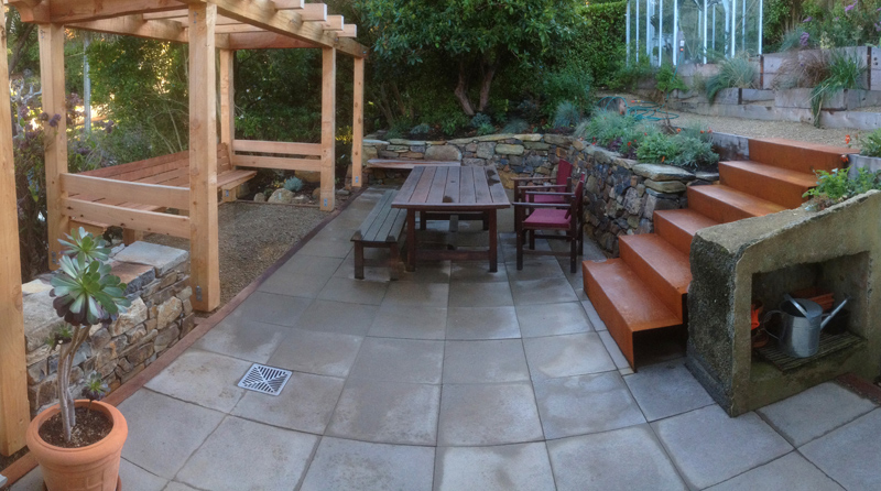 Permaculture Patio